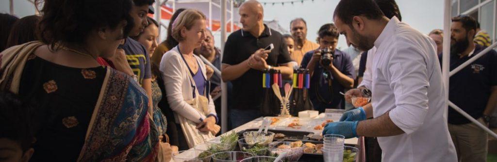 The Food Yard at City Centre Me'aisem Dubai