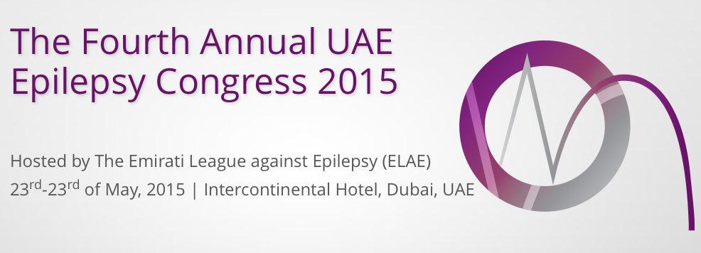 The Fourth Annual UAE Epilepsy Congress 2015