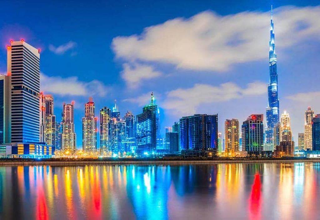The Golden City Dubai