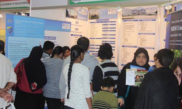 the great indian education fair uae