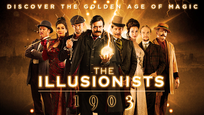 The Illusionists 1903 – Events in Dubai UAE