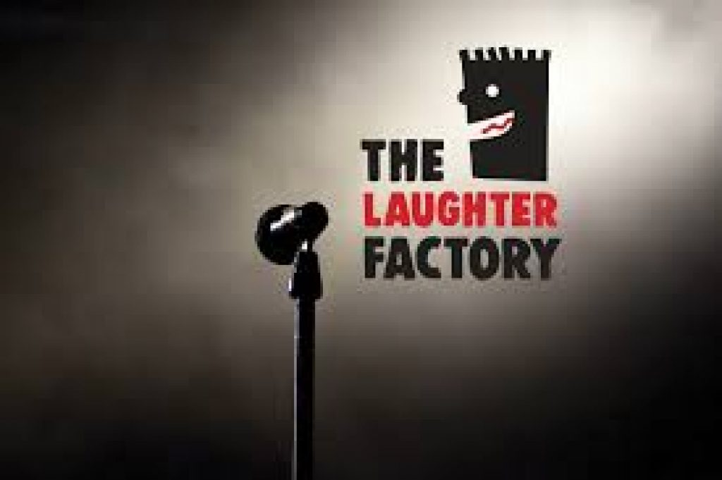 The Laughter Factory: 12 August