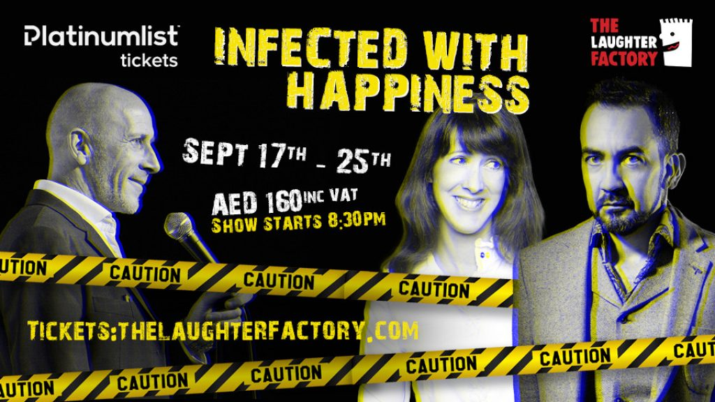 The Laughter Factory: 17 September
