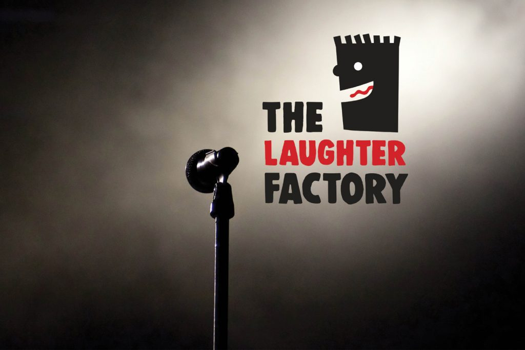 The Laughter Factory: 24 September
