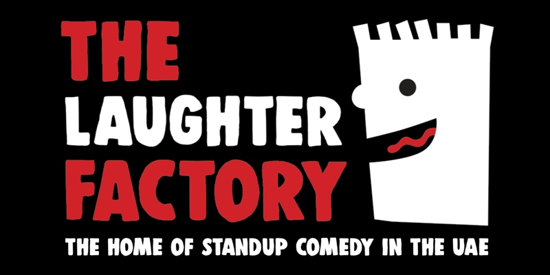 The Laughter Factory: 3 December Dubai 2020