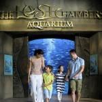 The lost chambers at Atlantis, Palm ,Atlantis The Palm, Dubai, Dubai, United Arab Emirates, Aquarium , attractions in Dubai, Dubai Entertainment