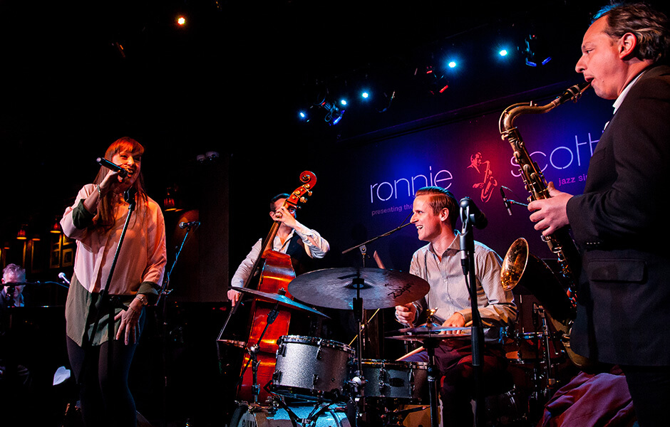 The Ronnie Scott's All Stars Live on Nov 22nd at Dubai Opera