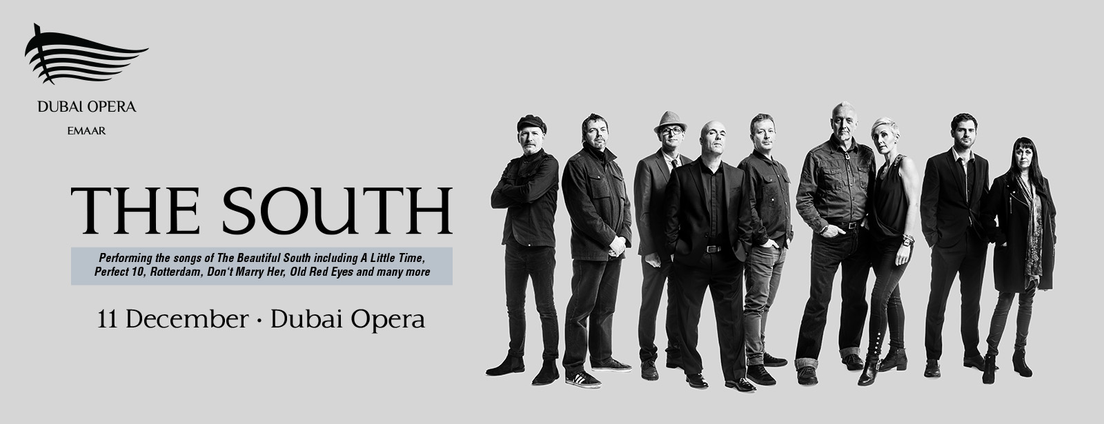 The South at Dubai Opera 2019