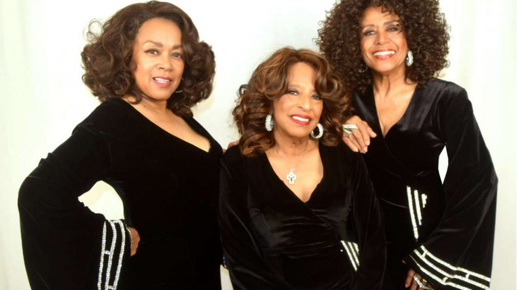 The Supremes at Theatre by QE2 Dubai 2019