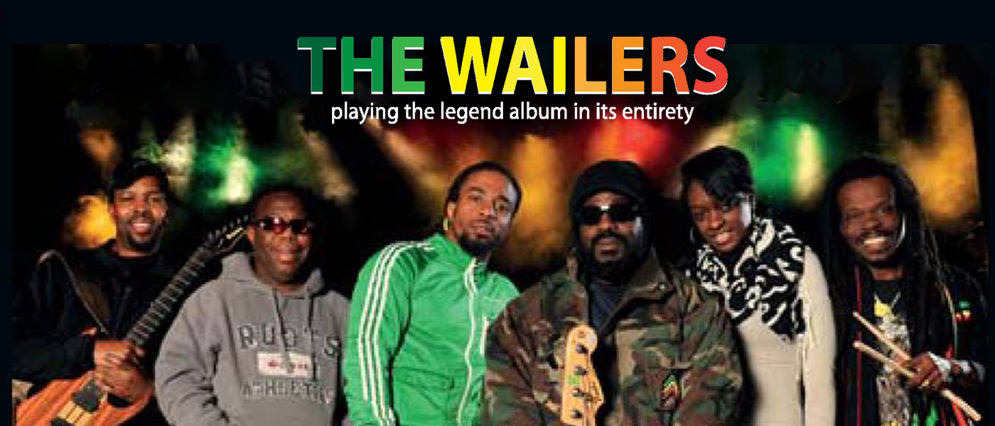 The Wailers Live in Dubai | Live Musical Band