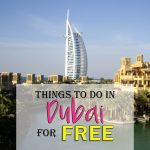Things To Do In Dubai For Free