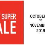 Three day sale in Dubai