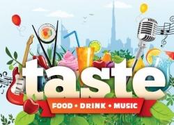 Taste of Dubai 2014