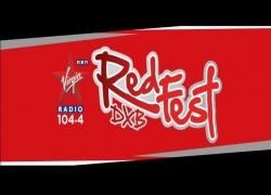 Virgin Radio RedFestDXB Dubai 2017 on 2nd and 3rd Feb at Dubai Media City Amphitheatre