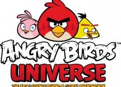 Angry Birds at Modhesh World