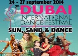 Dubai International Dance Festival 2014