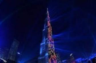 Burj Khalifa light show timing extended until 31 March 2018