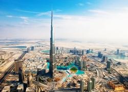 Burj Khalifa – Worlds tallest building