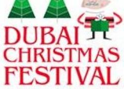 Dubai Christmas Festival – 5-7 December 2013