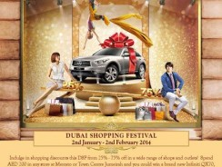 DSF 2014 Sale and Promotions