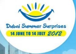 Dubai Summer Surprises 2012 -Dates 14 June to 14 July