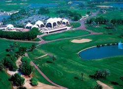 Emirates Golf Club in Dubai