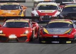 Hankook 24H Dubai 2017 at Autodrome Dubai Motorcity
