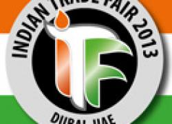 Indian Trade Fair Dubai 2013 – 3rd to 5th September 2013