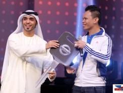 Nissan Grand Raffle DSF 2016 – Events in Dubai, UAE