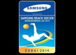 Samsung Beach Soccer Intercontinental Cup 2014