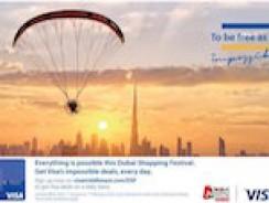 VISA impossible deals Dubai DSF 2017