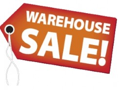 A A Sons kitchenware – Warehouse sale in Dubai 2014