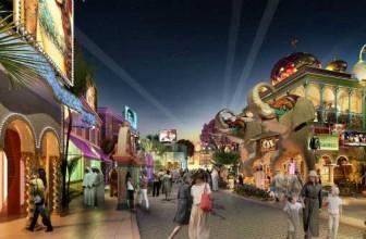 Bollywood Theme Park – Theme Parks in Dubai, UAE