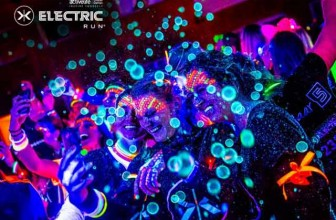 Daman's ActiveLife Electric Run 2016 – Events in Dubai, UAE