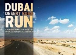 Desert Road Runners – Dubai Autodrome 10K 2016, UAE.