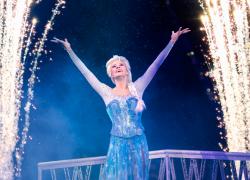 Disney On Ice 2015 Dubai, UAE – Princesses and Heroes