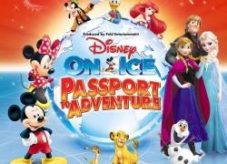 Disney On Ice – Passport to Adventure – Events in Dubai, UAE