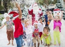 Dubai Christmas festival 2014