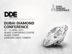 Dubai Diamond Conference 2015, UAE