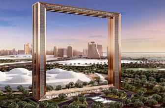 Dubai Frame, UAE – Expected to open in November 2017