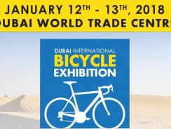 Dubai International Bicycle Exhibition 2018 – Events in Dubai, UAE