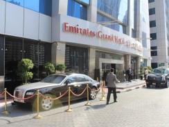 Emirates Grand Hotel Dubai, UAE – Review