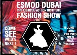 Esmod Dubai 7th Annual Graduation Fashion Show Ceremony