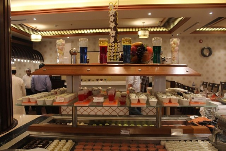 Grand Barbeque Buffet Restaurant, Dubai – Review
