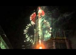 Burj Khalifa Dubai Fireworks 2016