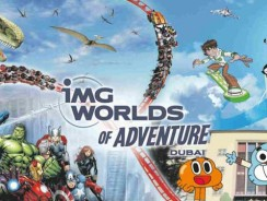 IMG Worlds Of Adventure – Theme Parks in Dubai, UAE