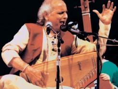 Indian Vocalist, Pandit Jasraj – Live in Concert in Dubai, UAE