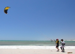 Kite beach Dubai | Fazza beach in Dubai, UAE