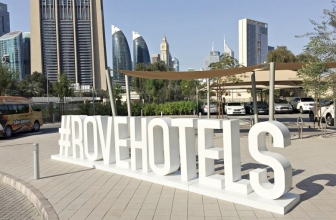 ROVE Hotels Dubai, United Arab Emirates