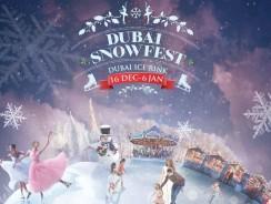 Snowfest Village Market Dubai – Events in Dubai, UAE